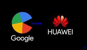 Google addio Huawei