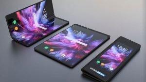 Samsung nuovo foldable