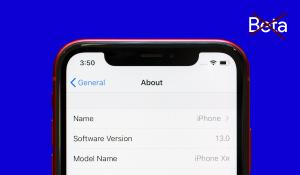 Come eliminare la beta di iOS