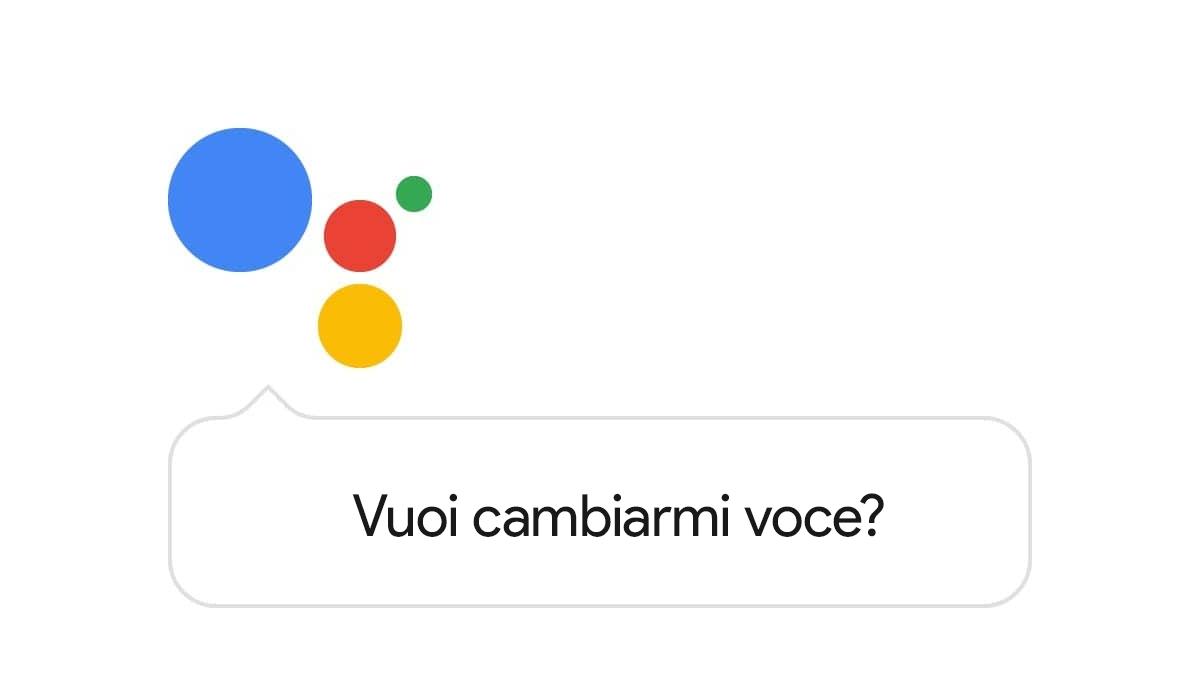 Come cambiare la voce all'Assistente Google