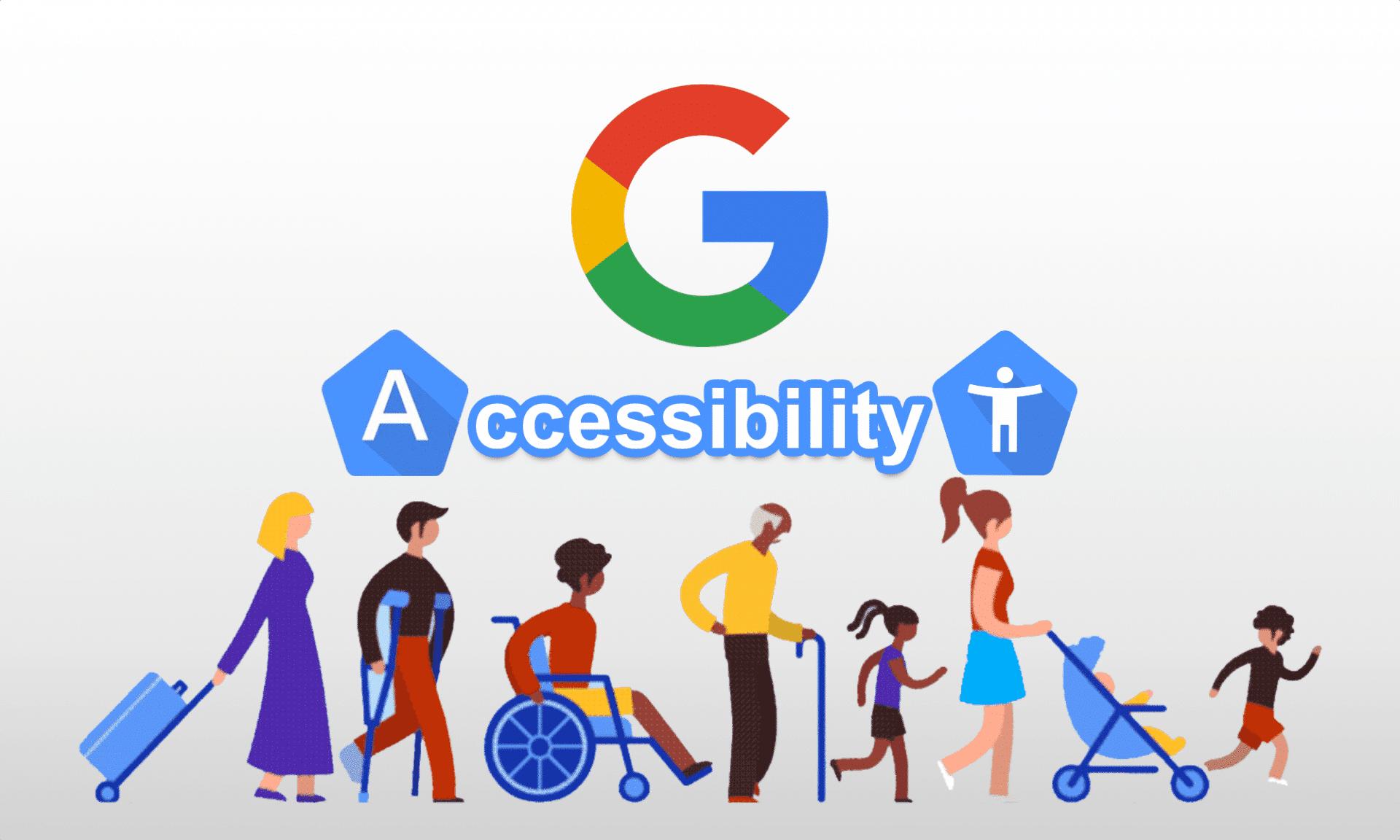 disabilità, c'è google
