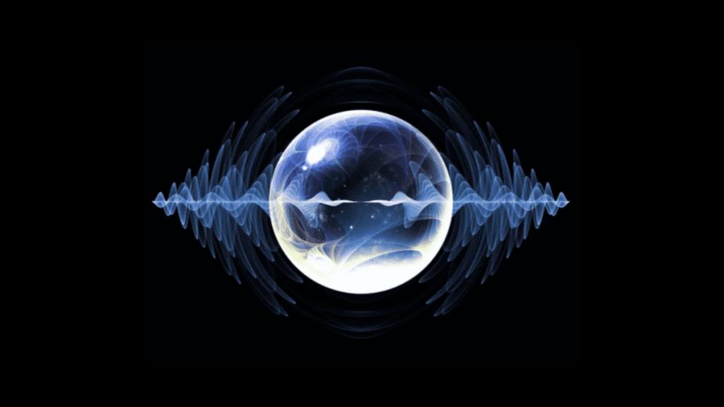 trasferire l'energia attraverso uno spazio vuto