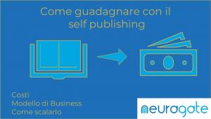 come guadagnare con il self publishing