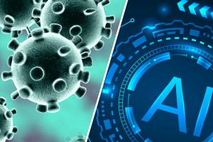 come il coronavirus sarà sconfitto dall'IA