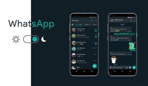 Come attivare WhatsApp nero