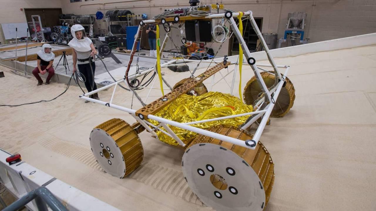 Rover VIPER NASA