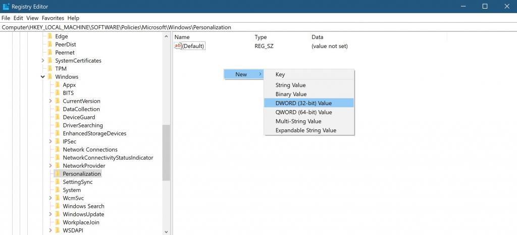 Come disabilitare il lock screen su Windows 10