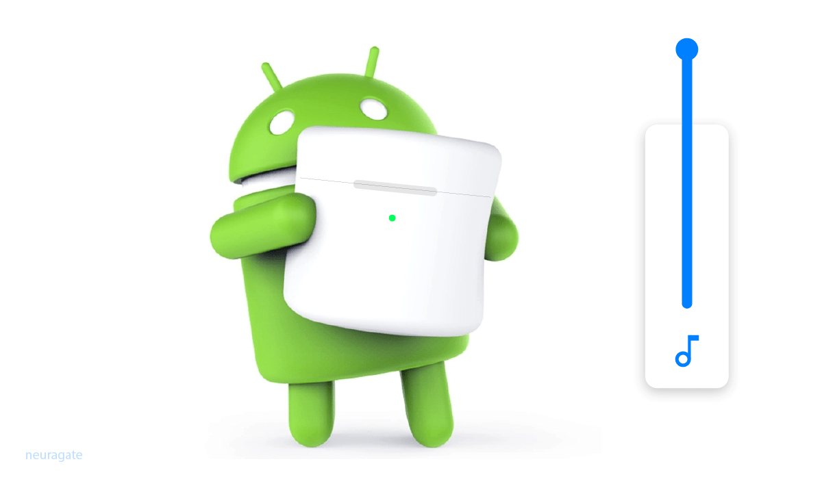 Come alzare il volume al massimo sulle cuffiette bluetooth Android