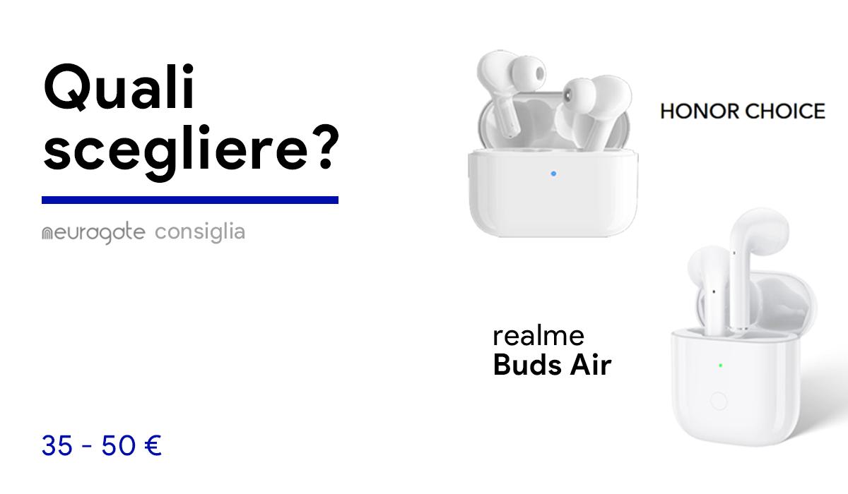 cuffiette bluetooth sotto 50 euro