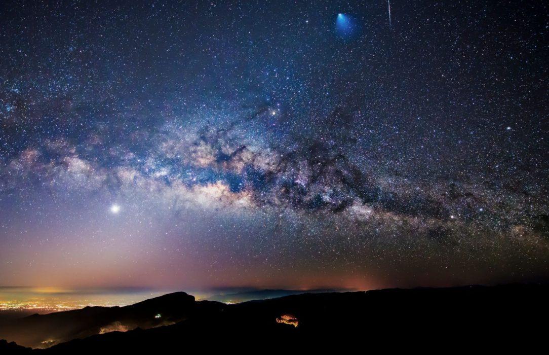 IA galassie