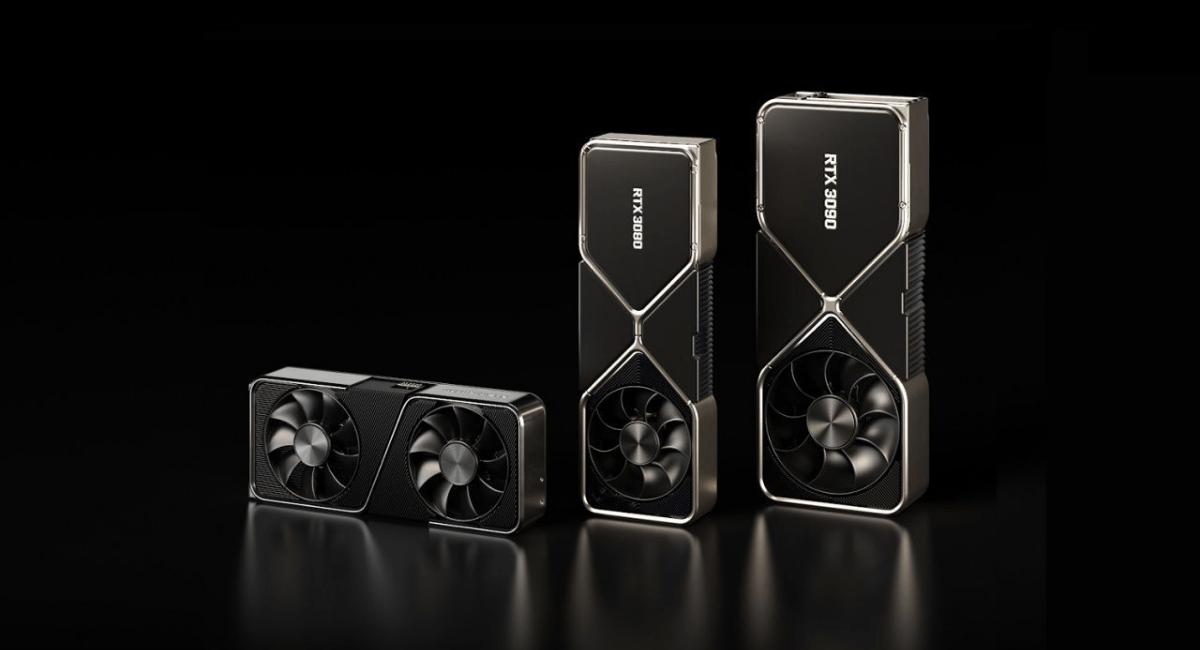 La nuove schede grafiche Nvidia della serie RTX 3000