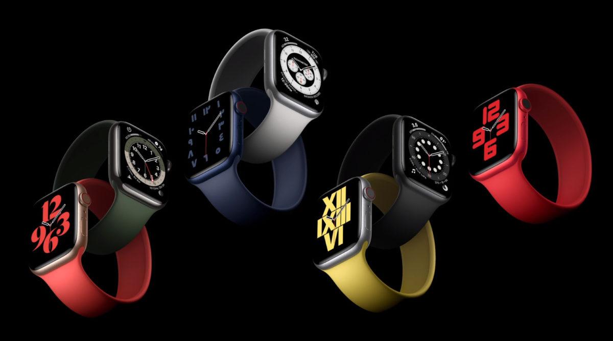 Evento Apple, Apple Watch 6