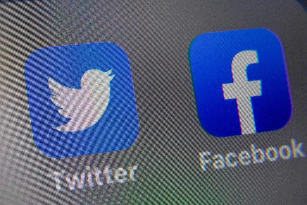 gruppo conservatore elude facebook e twitter