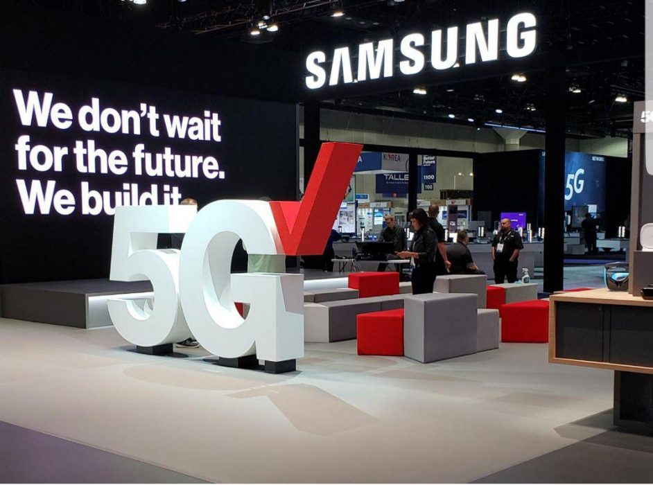 Samsung 5G Verizon