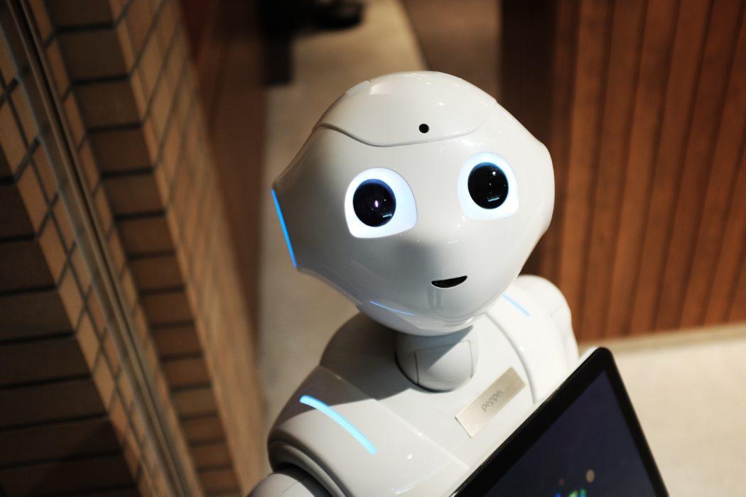 machine learning, robot