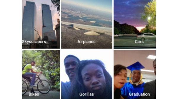 AI di google scambia afroamericano per gorilla
