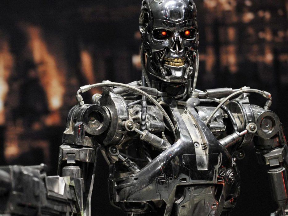 intelligenza artificiale contro l'umanità