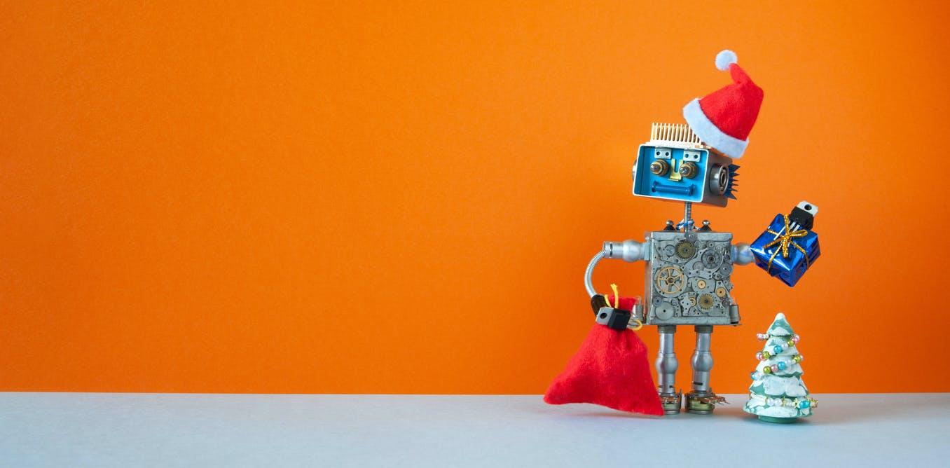 Cyber Santa